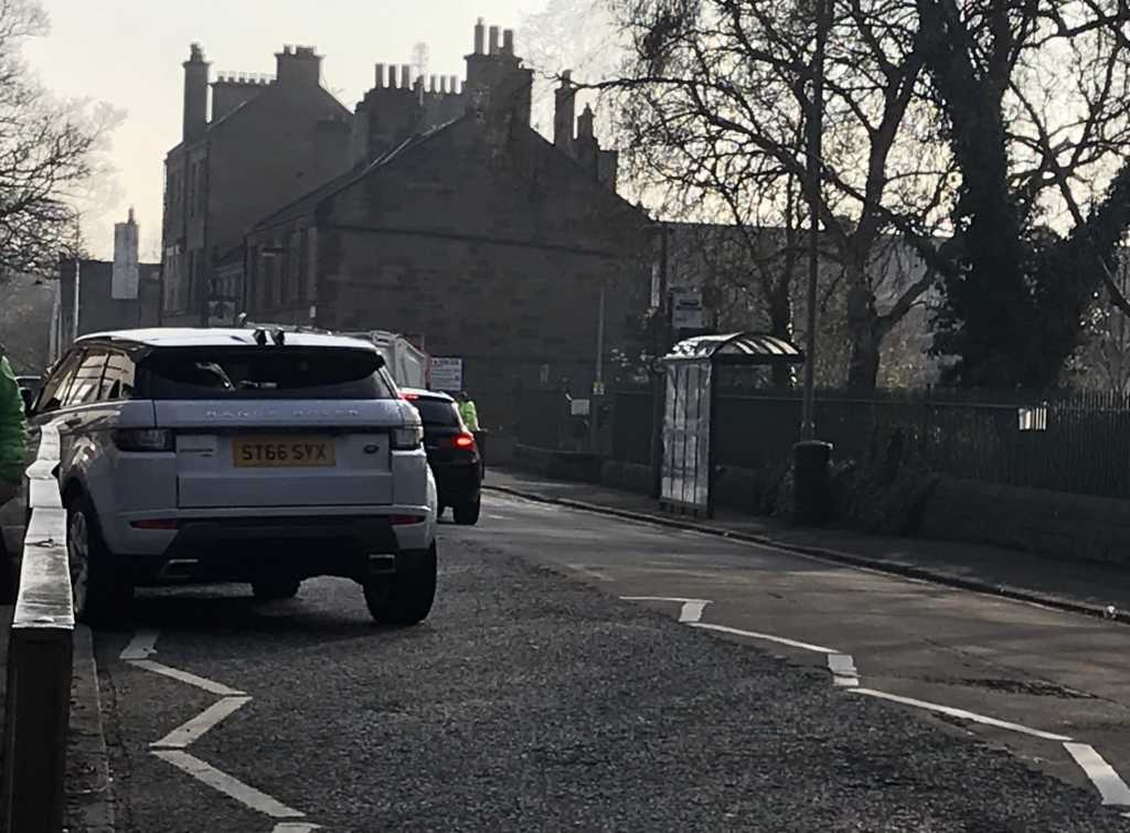 Selfish Parker ST66 SYX