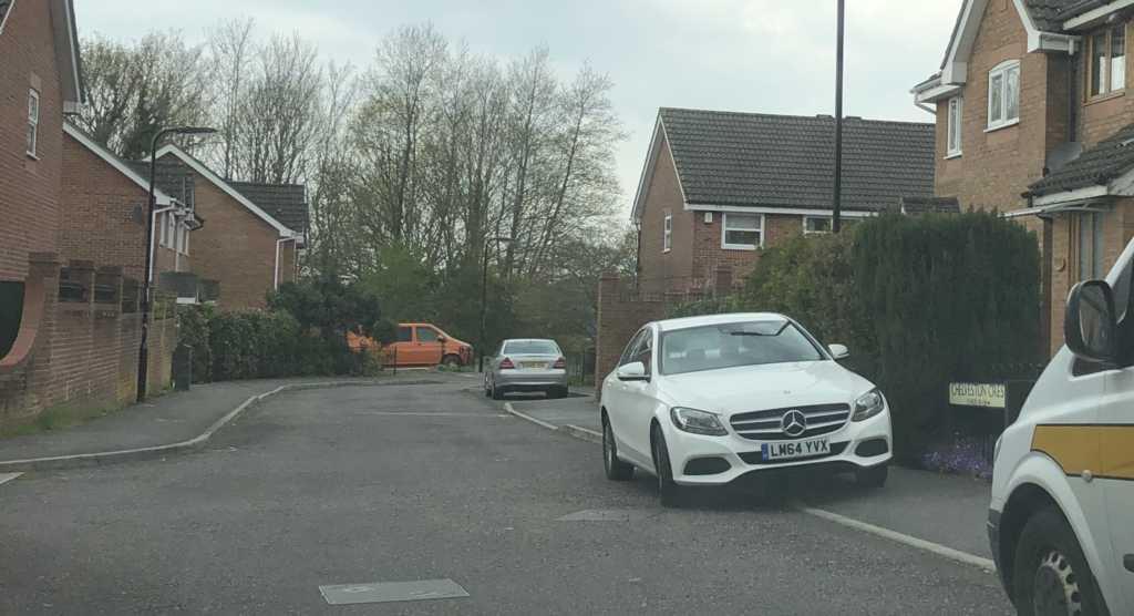 LM64 YVX displaying crap parking