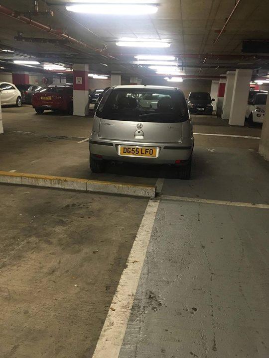 D655 LFO is a crap parker