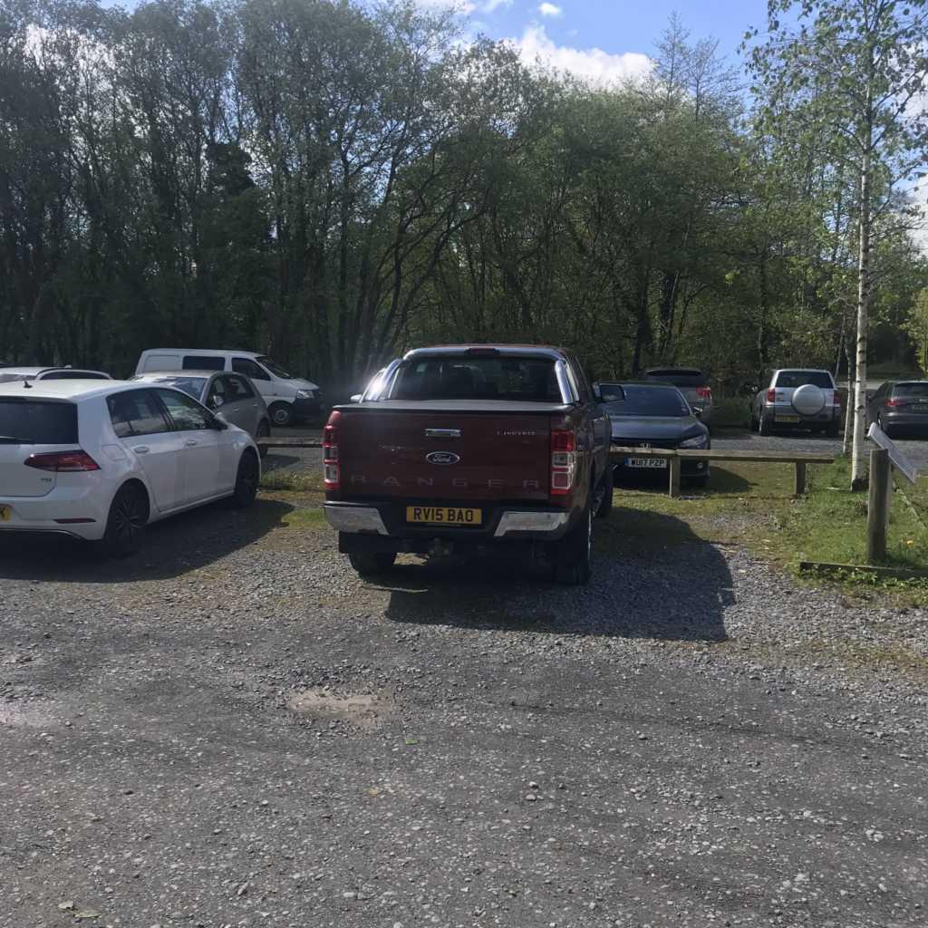 RV15 BAO displaying crap parking