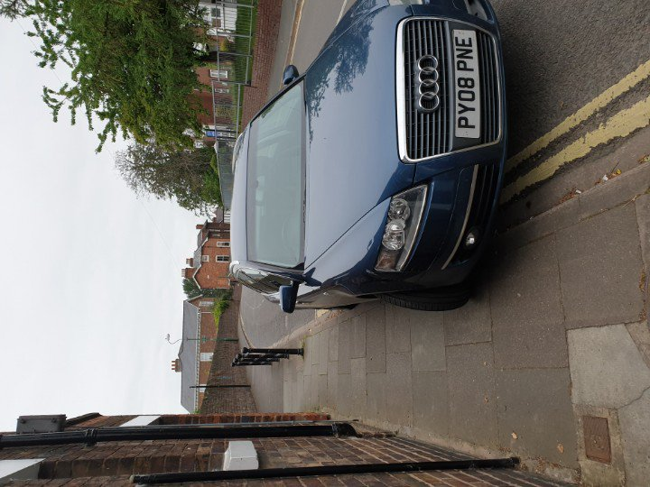 PY08 PNE displaying Inconsiderate Parking