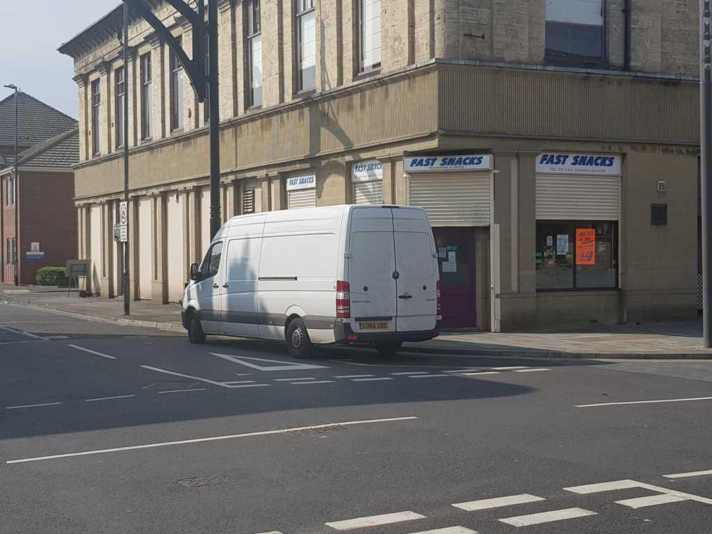 ED65 UDC displaying crap parking