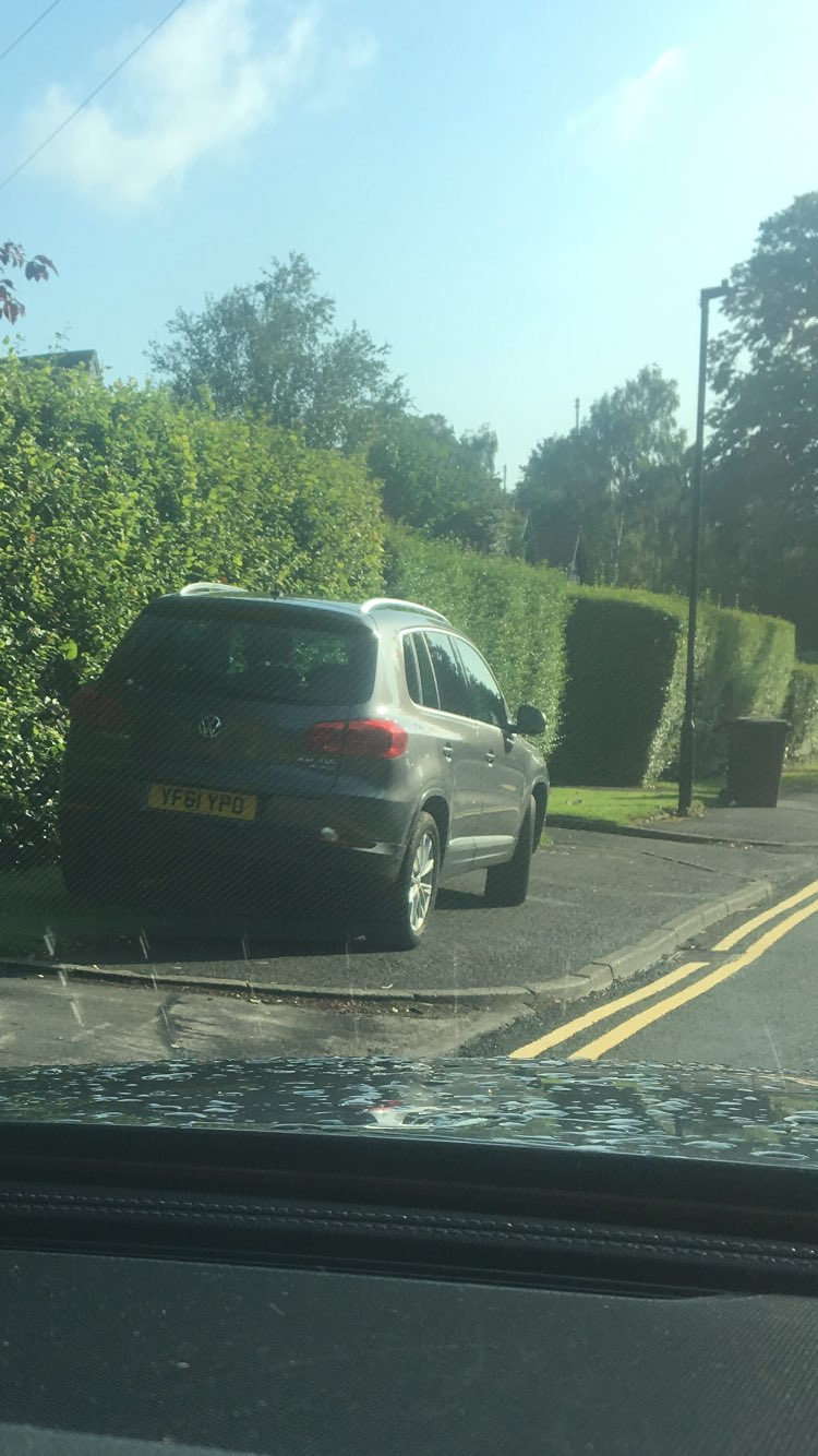 YF61 YPO is a Selfish Parker