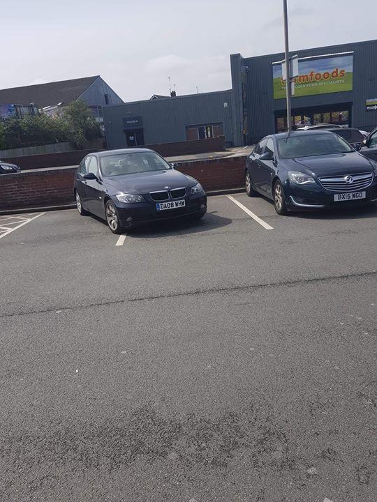 DA08 WHM displaying crap parking