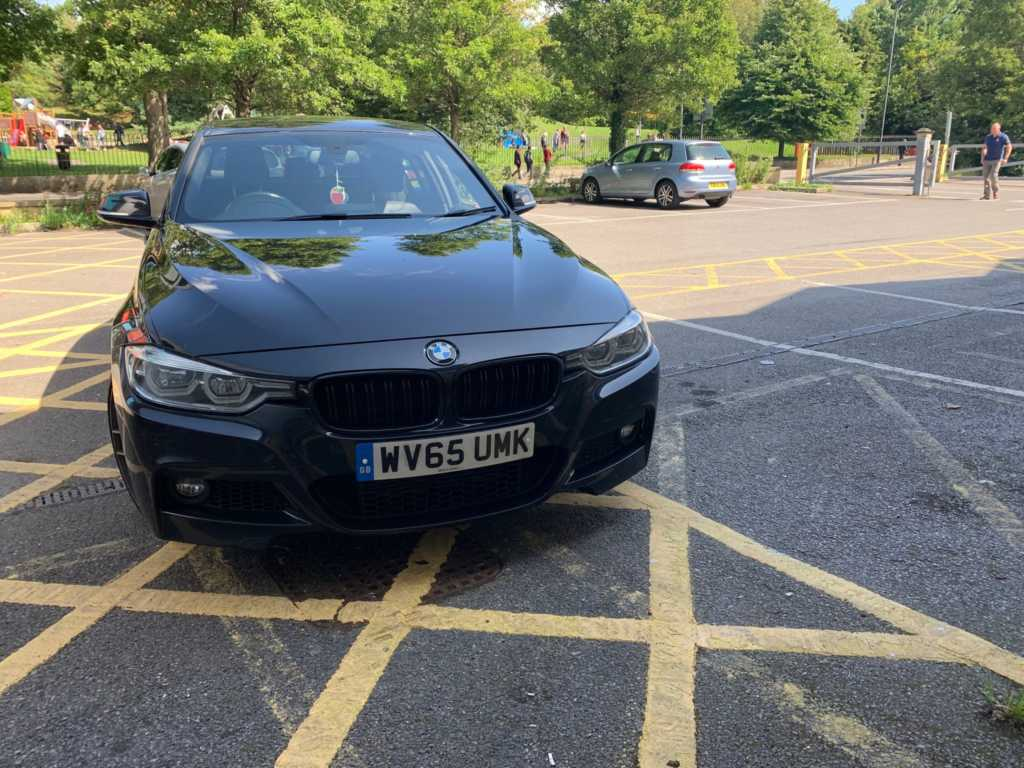 WV65 UMK is a Selfish Parker