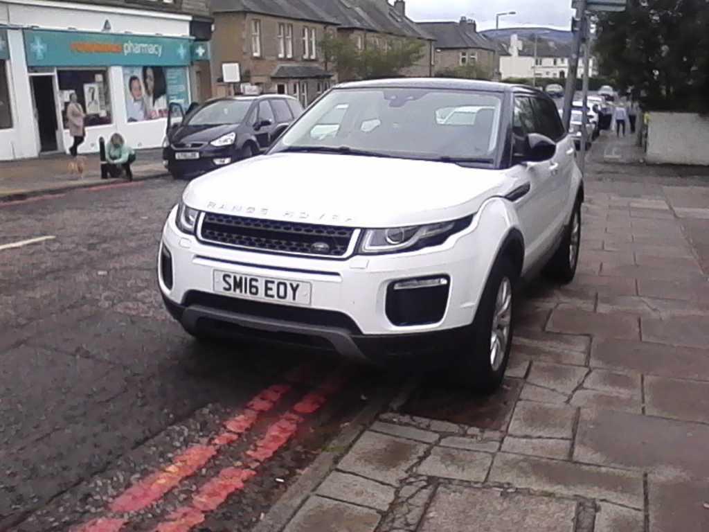 SM16 EOY displaying Inconsiderate Parking