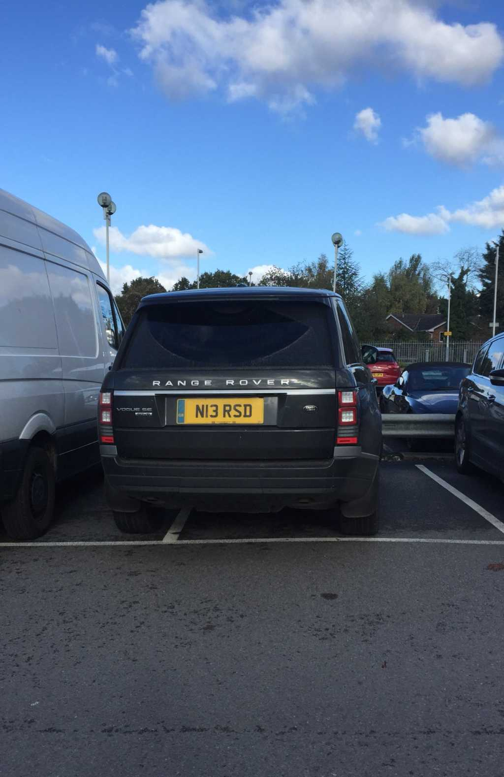N13 RSD is a Selfish Parker