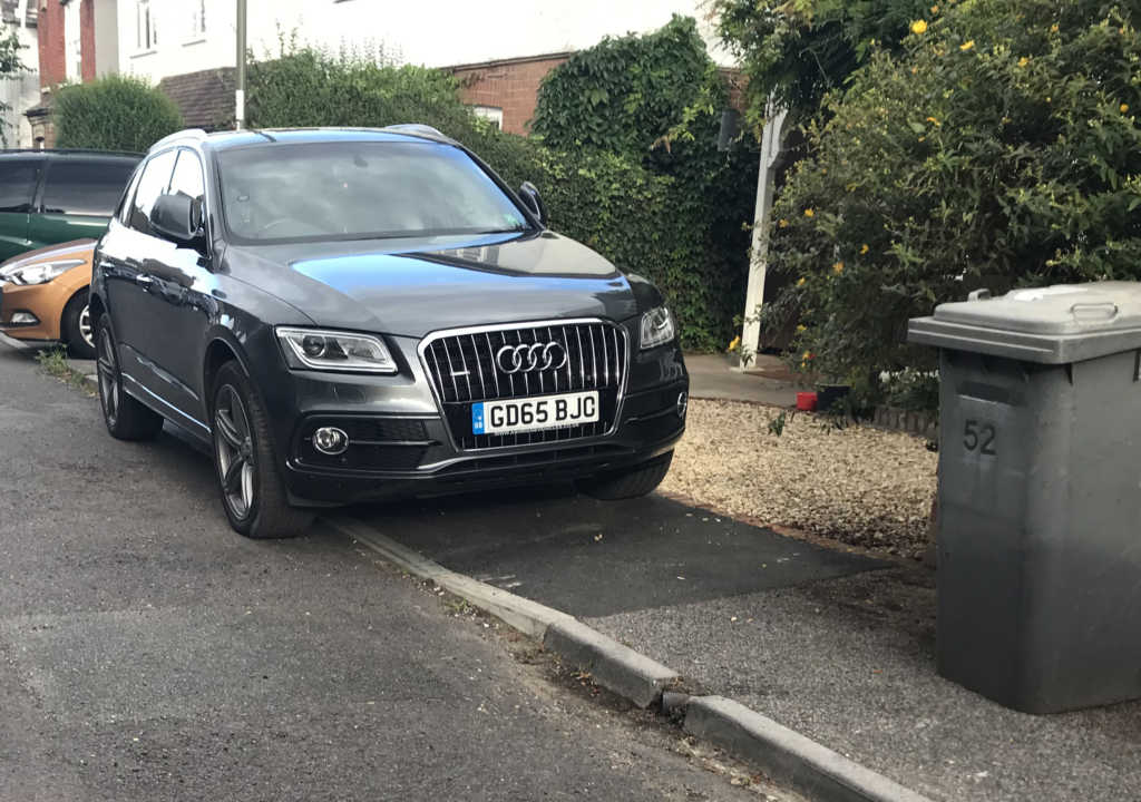 GD65 BJO is a crap parker